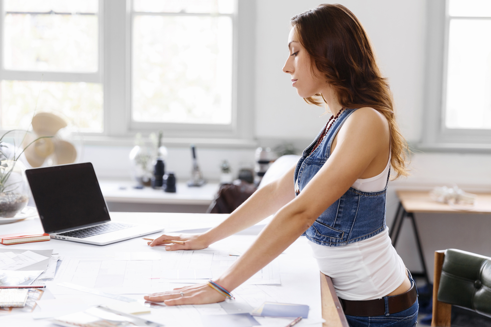How Much Should You Stand Or Sit At Work Money Talks News