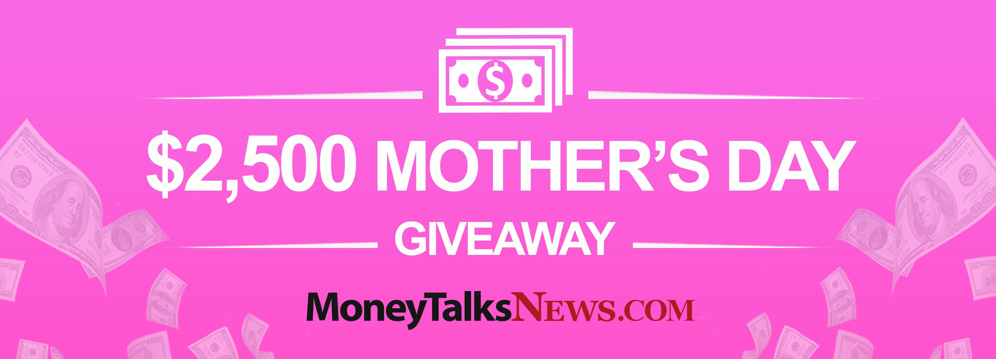 Money sweepstakes and giveaways 2018