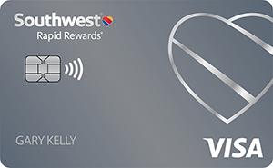 Southwest Airlines Rapid Rewards Plus Credit Card
